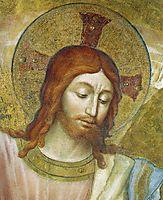 Christ the Judge (detali), angelico