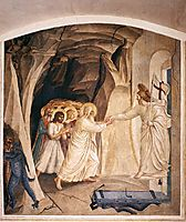 Christ in Limbo , 1442, angelico