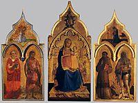 Compagnia di San Francesco Altarpiece, c.1429, angelico