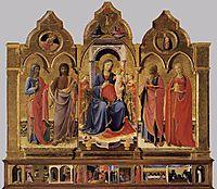 Cortona Polyptych, c.1437, angelico