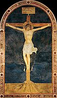 Crucified Christ, 1434, angelico