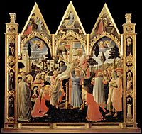 Deposition from the Cross , 1440, angelico