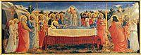 Dormition of the Virgin, 1432, angelico