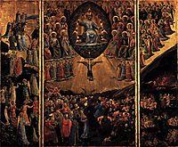 Last Judgment, c.1450, angelico