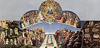 Last Judgment, c.1431, angelico