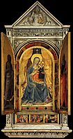 Linaioli Tabernacle , c.1433, angelico