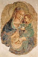 Madonna and Child, 1435, angelico