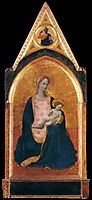 Madonna of Humility, c.1419, angelico