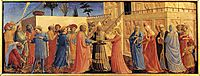 Marriage of the Virgin, 1432, angelico