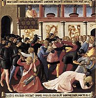 Massacre of the Innocents, 1452, angelico