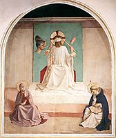 The Mocking of Christ, 1441, angelico
