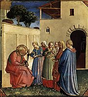 The Naming of St. John the Baptist, 1435, angelico