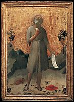Penitent St. Jerome, c.1424, angelico