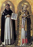 Perugia Altarpiece (left panel), 1448, angelico