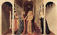 The Presentation of Christ in the Temple, 1434, angelico