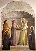 Presentation of Jesus in the Temple, 1442, angelico