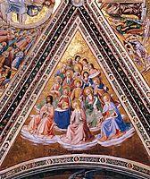 Prophets, 1447, angelico