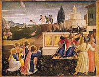Saint Cosmas and Saint Damian Salvaged, 1440, angelico