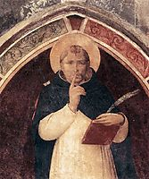 St. Peter Martyr, 1442, angelico