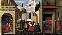 The Story of St. Nicholas, 1448, angelico