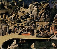 Thebaid, c.1410, angelico