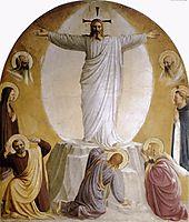 Transfiguration , 1442, angelico