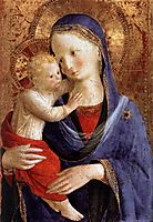 Virgin and Child, angelico