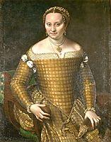 Portrait of Bianca Ponzoni Anguissola, the artist-s mother, 1557, anguissola
