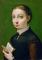 Self-portrait, 1554, anguissola