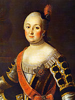 Countess Anna Vorontsova, antropov