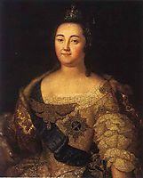 Portrait of Elizabeth of Russia, antropov