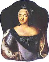 Portrait of Empress Elizaveta Petrovna, c.1760, antropov