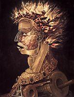 Fire, 1566, arcimboldo