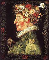 Spring, 1573, arcimboldo