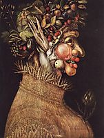 Summer, 1563, arcimboldo