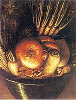 The Vegetable Bowl, arcimboldo