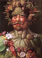 Vertemnus, 1591, arcimboldo