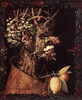 Winter, 1563, arcimboldo