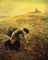Gleaning, arthurhughes