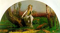 Ophelia, 1852, arthurhughes