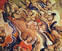 Anjos músicos (detail), 1807, ataide