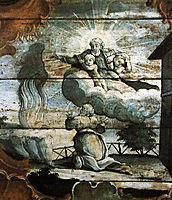 Deus promete a Abraão multiplicar sua descendência, 1799, ataide