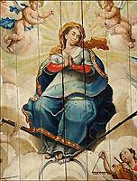 Nossa Senhora da Porciúncula, 1812, ataide