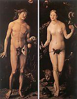 Adam and Eve, baldung