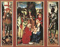 Adoration Of The Magi  , 1507, baldung