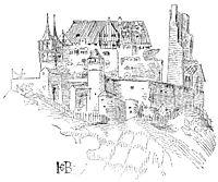 Castle Weibertreu, 1515, baldung