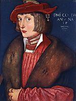 Count Philip  , 1517, baldung