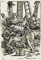 Lamentation, 1515, baldung