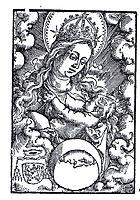 Madonna nursing, 1514, baldung