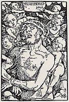 Man of Sorrows, 1511, baldung